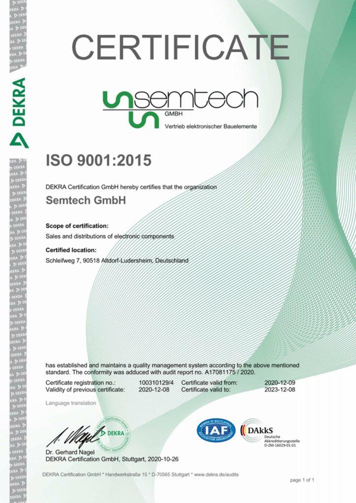 Semtech-GmbH-ISO-9001-2015-englisch